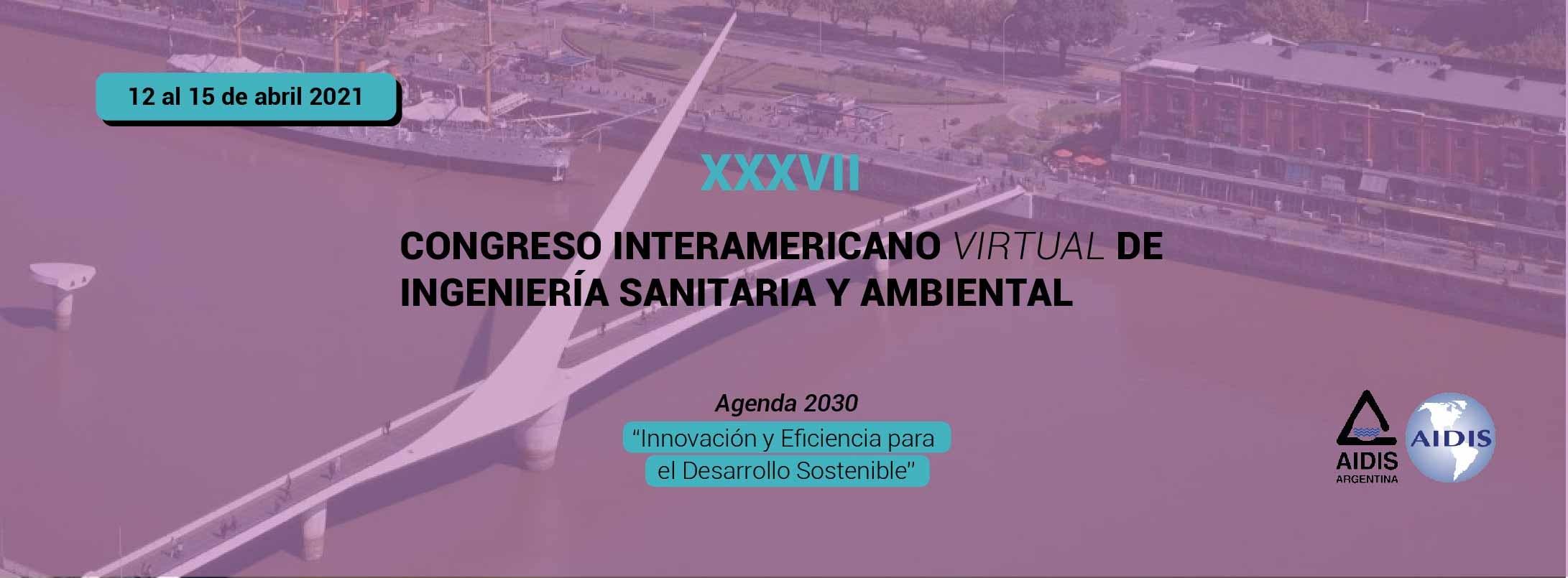 Congreso AIDIS Argentina 2021