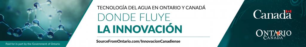 Tecnología del Agua en Ontario Canadá